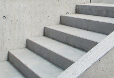 Vorfabrizierte Treppe